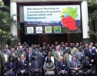 EAC Transboundary Conservation Workshop
