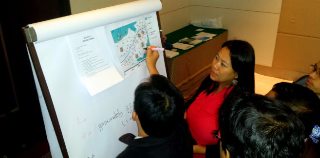 Map Group Work