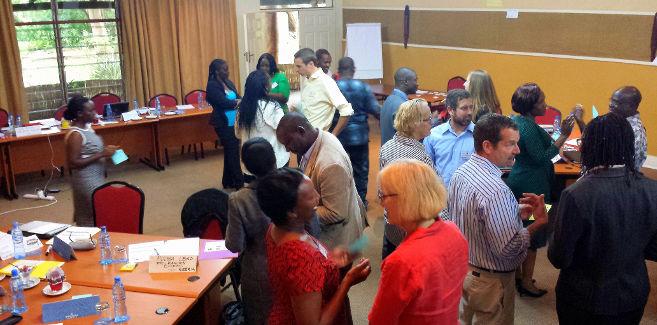 Zambia-REDD Workshop