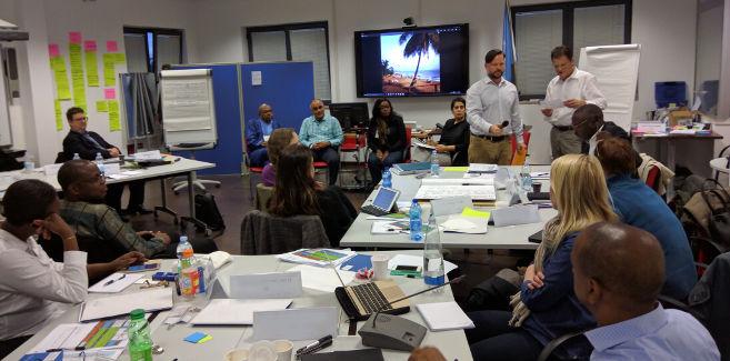 UN Mission Transition Workshop